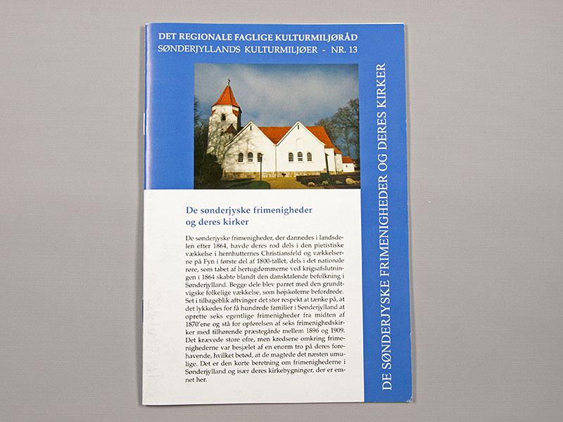 Sønderjyllands kulturmiljøer - NR. 13