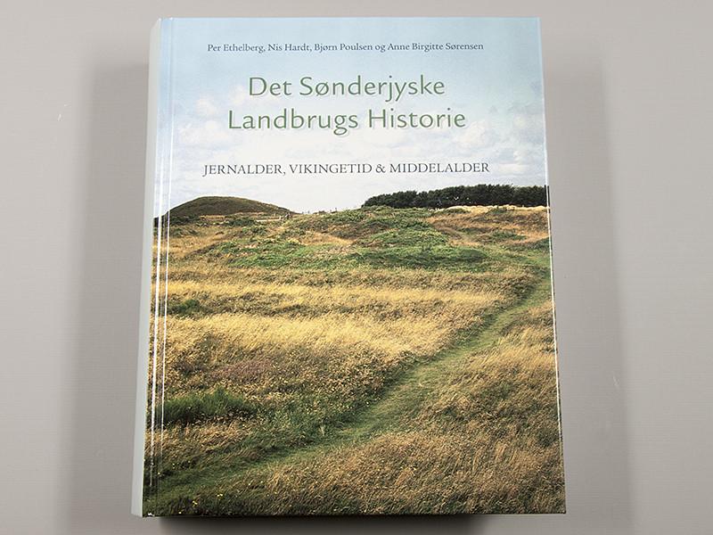 Det Sønderjyske Landbrugs Historie. Jernalder, Vikingetid & Middelalder