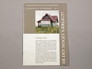 Sønderjyllands Kulturmiljøer - NR. 04